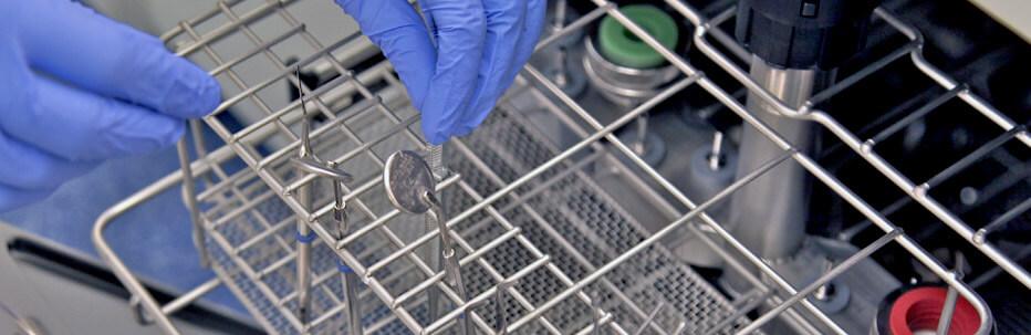 Sterilizzazione | Studio Odontoiatrico Dr. Colombo Bolla - Dr. Brivio